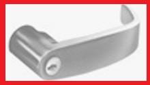 SDC Fail Secure Lockset Sargent LL Trim, D7252LQ
