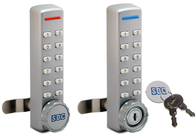 SDC Programmable Cabinet Lock 295