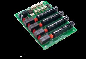 SDC Relay Module, 4 SPDT Relays 12/24VDC, CR4