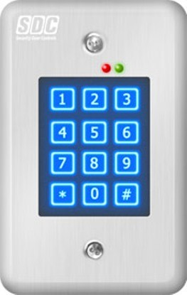 SDC Surface Mounted Indoor Keypad, 918