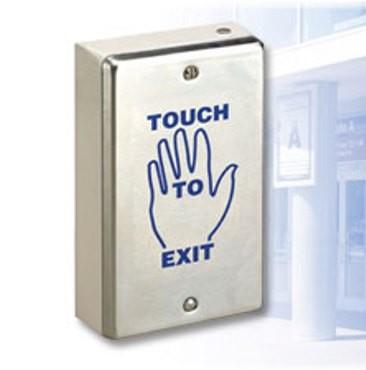 Securitron Touch Sense Plate, SP-1 US32D