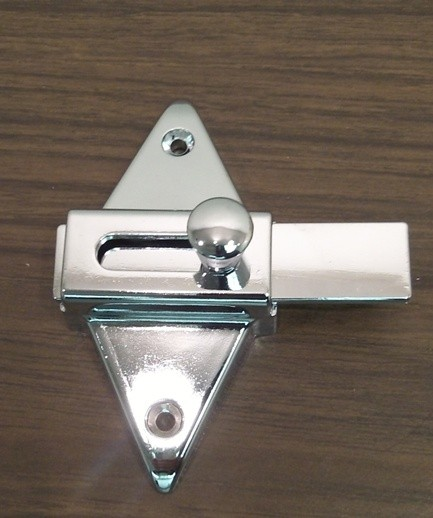 Slide Latch - 2-3/4 in Center to Center