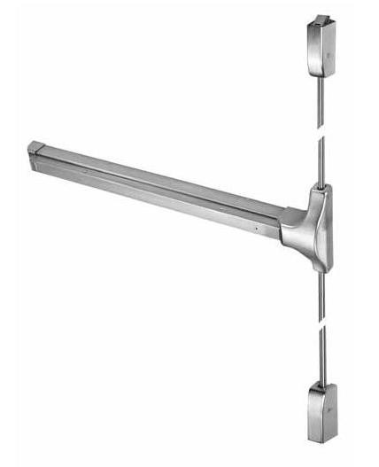 Yale 2110 Stainless Steel Vertical Rod Exit Device