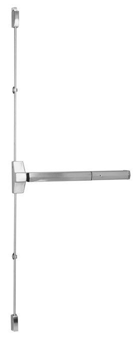 Yale 7110 Stainless Steel Vertical Rod Exit Device