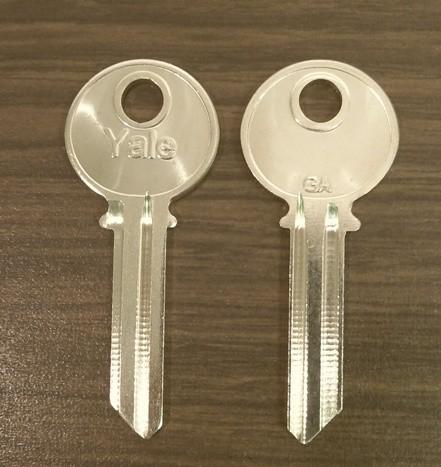 Yale RN11 6 Pin Key Blank