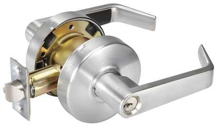 Yale Storeroom Lockset AU4605LN-626