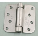 Hager Stainless Steel Spring Hinge 1762 4 x 4