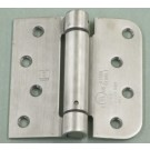 Hager Stainless Steel Spring Hinge 1764 4 x 4
