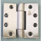 Hager IHTHB953 Stainless Steel Hinge with Hospital Tip and Reverse Security Stud