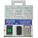 Alarm Controls Mag Lock Kit, LNB-1200 lb