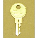 Bobrick 330-43 CAT 74 Key