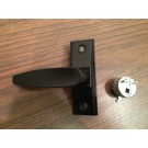 Deadlatch Handle HL-4560-BK