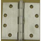 Hager 1279 NRP 4 1/2 x 4 1/2 Plain Bearing Hinge