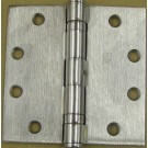 Hager BB1279 NRP 4 1/2 x 4 1/2 Ball Bearing Hinge