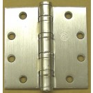 Hager ECBB1102 4 1/2 x 4 1/2 Ball Bearing Hinge