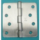 Hager RC1541  Plain Bearing Hinge x 1/4in Radius