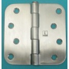 Hager RC1542  Plain Bearing Hinge x 5/8in Radius