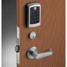 Yale nexTouch NTB610-NR with Keypad Keyless Entry