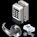 SDC EntryCheck E75P Standalone Prox SFIC Lock, E75P-Q-E5-Q-626