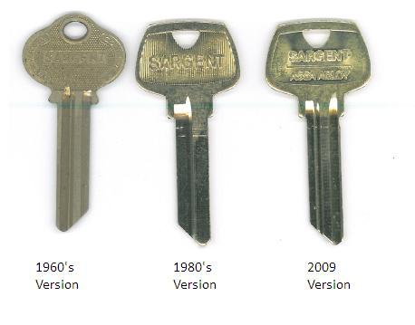 Blog Sargent Key Bows